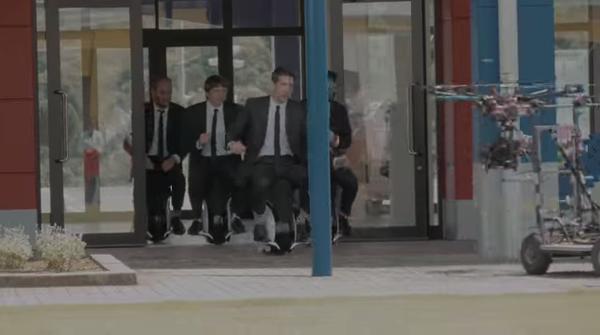 【動画】超話題になったOK Goのミュージックビデオ「I Won't Let You Down」のメイキング映像