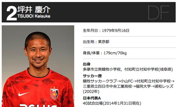 浦和レッズ退団する坪井慶介「ミシャ監督のもとで試合に出られないなら受け入れる」