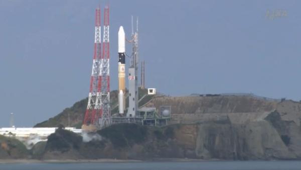 YouTubeで小惑星探査機「はやぶさ2」打ち上げ中継を見たけど鳥肌立ちまくり!