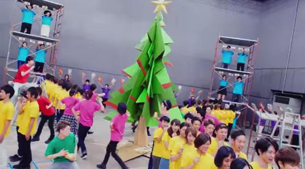 【動画】お菓子の生音が奏でるクリスマスソングメドレー