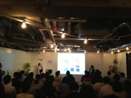 いしたにKindle出版本発売記念トークイベントに参加、勝間さんのぶっちゃけトークに背中を押してもらう!