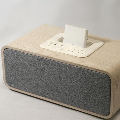 Dock対応スピーカーを無線化する「Dockスピーカー対応Bluetoothアダプター」