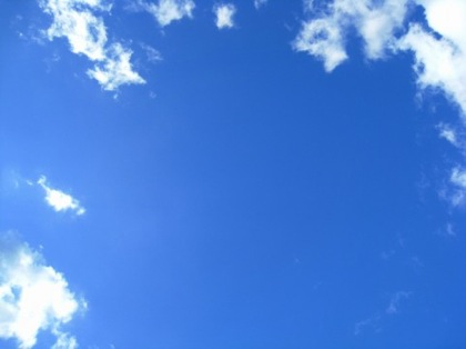 関東地方の梅雨明けは7月17日(2012)