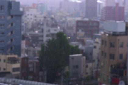関東地方は5月29日に梅雨入り(2013)