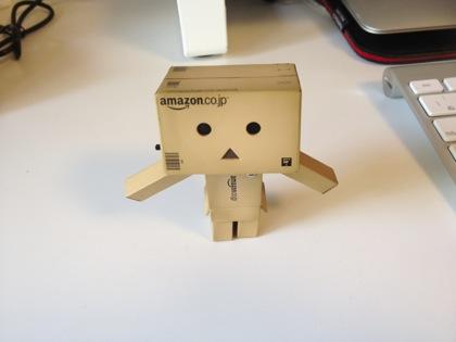 「リボルテック ダンボー・ミニ Amazon.co.jpボックスバージョン」届いたんだけどミニかわえええ!!