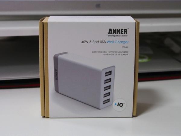 18ヶ月過ぎたらアウト「Anker 40W 5ポート USB急速充電器」ポートが死ぬ不具合があったらすぐにサポートに連絡を