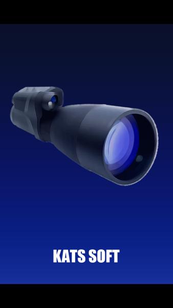 iPhoneアプリ「暗視スコープ」本当に暗闇で写真撮影できてビビる