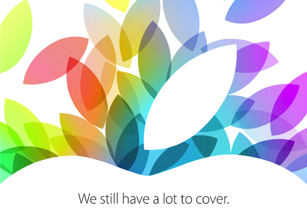 Apple、10月22日にスペシャルイベントを開催へ「We still have a lot to cover」
