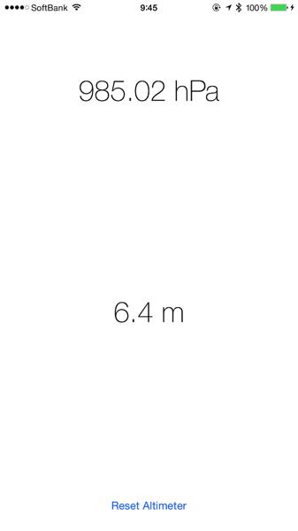 Barometer 4603