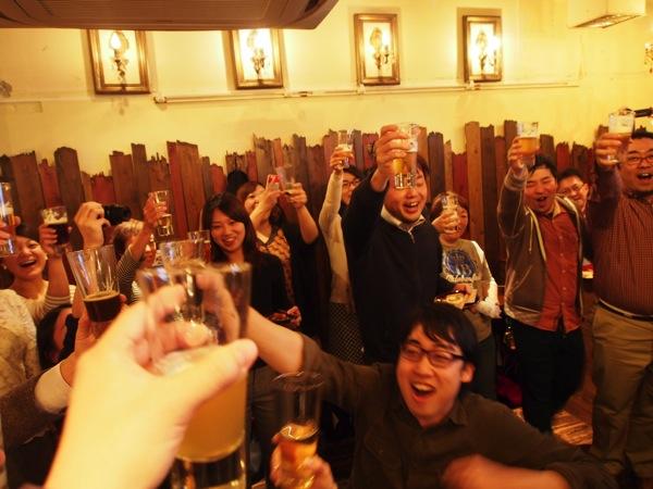 「ビアフルナイト2014(新宿グリフォン)」無事に終了しました!