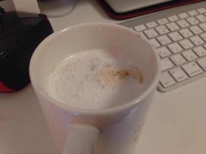 Cafe latte 5672