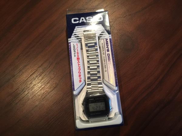 Casio watch 5985