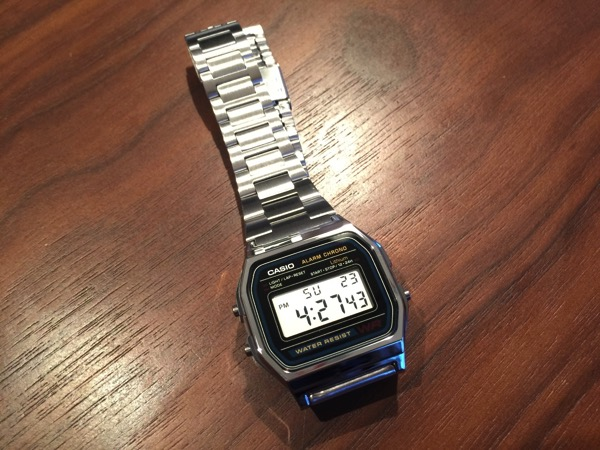 Casio watch 5990