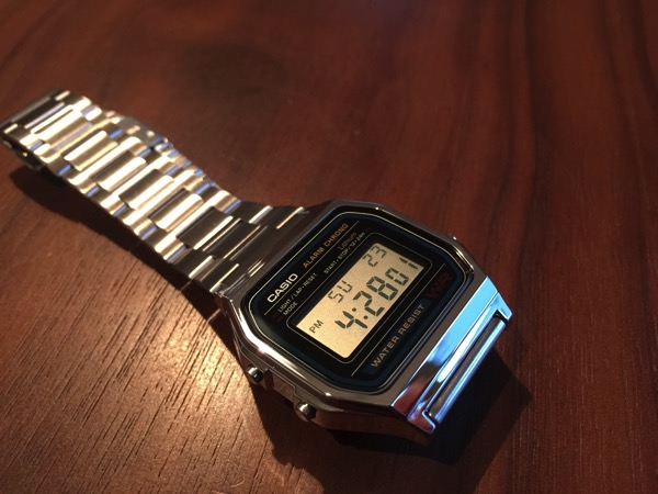 Casio watch 5992