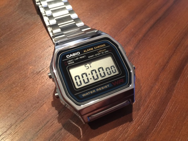 Casio watch 5995