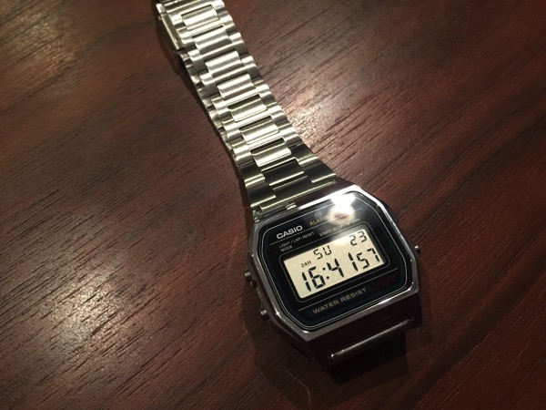 Casio watch 5996