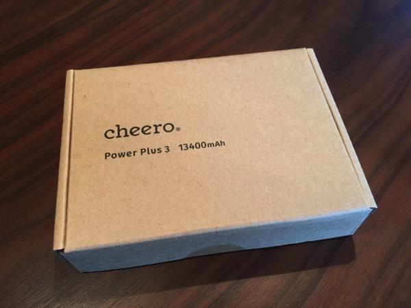 Cheero power plus 3 6441