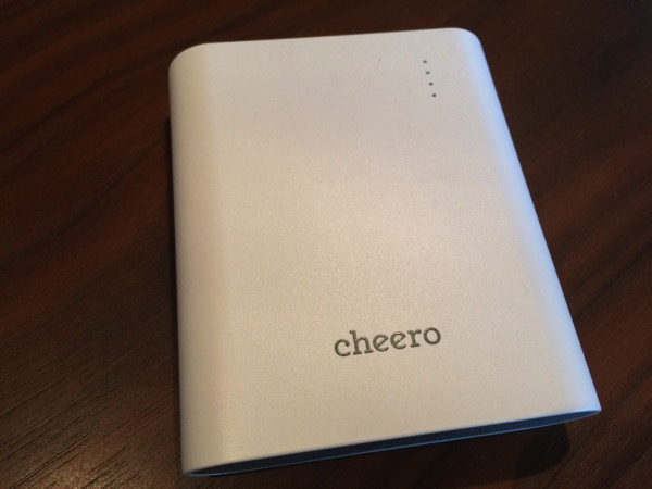 Cheero power plus 3 6445