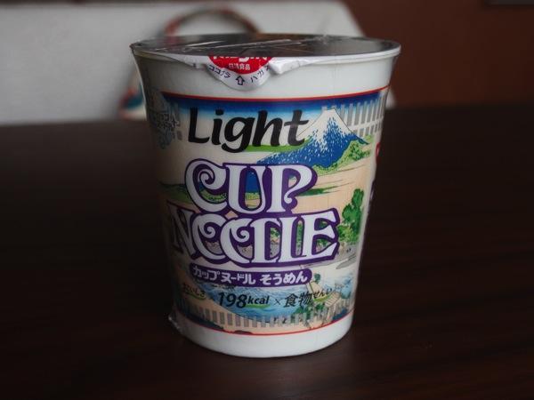 Cup noodle somen 0216