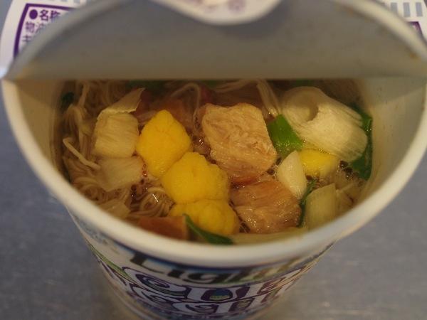 Cup noodle somen 0223