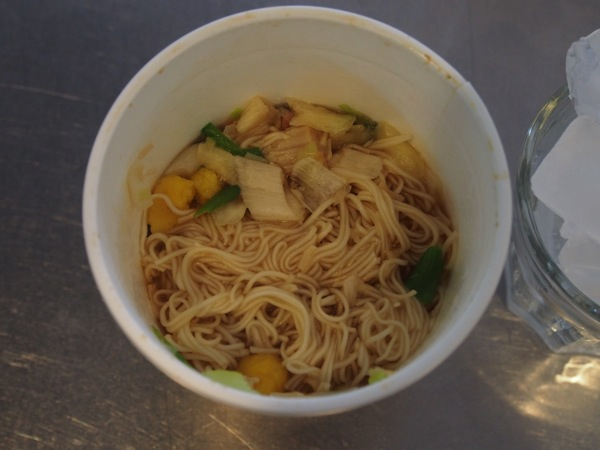 Cup noodle somen 0225