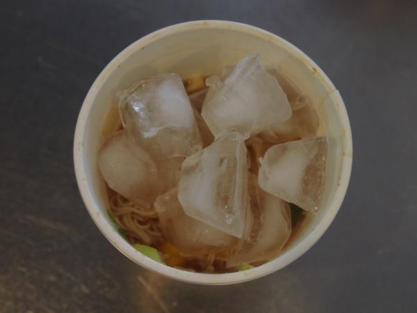 Cup noodle somen 0226