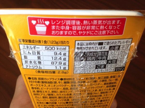 Curry meshi 9155