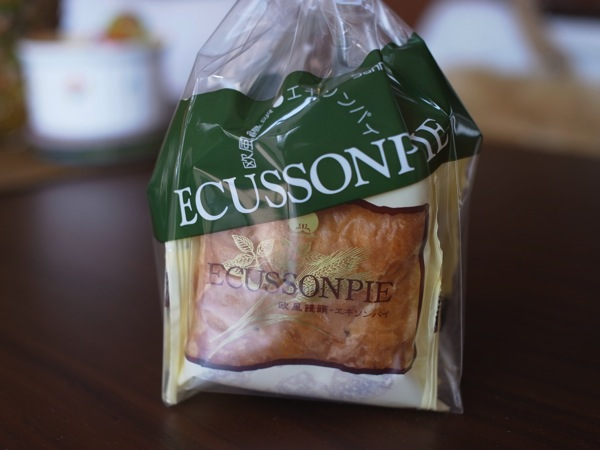 Ecusson pie 4787