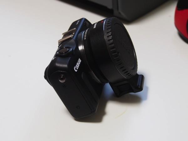 【EOS M2】「マウントアダプター EF-EOS M」手持ちの望遠レンズ、広角レンズ、単焦点レンズを試す