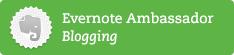 Evernote ambassador photo green sm