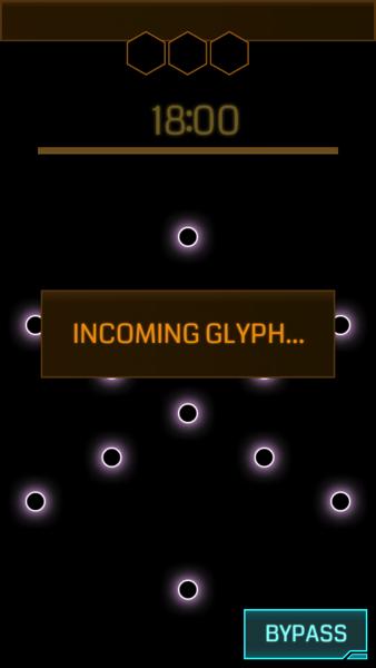 Glyph hack 0713