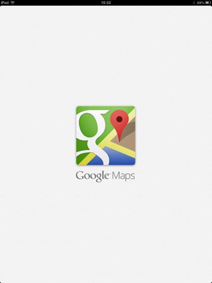 Google maps 0620