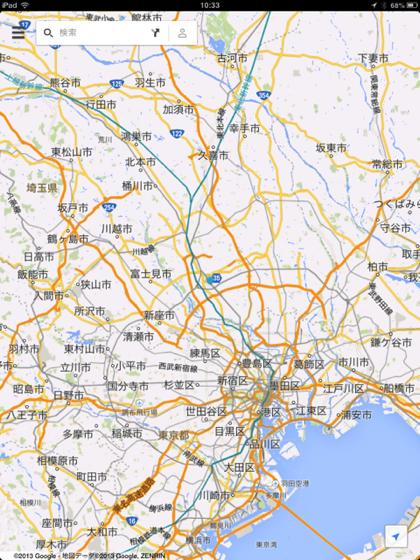 Google maps 0621
