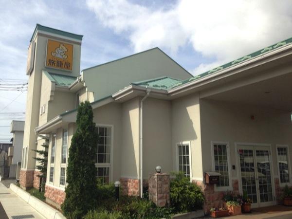 素泊まり「旅籠屋(韮崎)」泊まってみた!一部屋あたりの値段なのでファミリーにピッタリ&無料朝食付きのロードサイドホテル