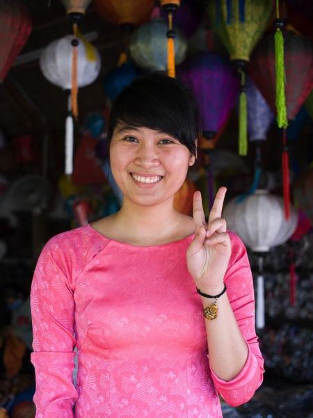 ベトナムの世界遺産「ホイアン」世界遺産に登録された古い町並みの写真を淡々と紹介します