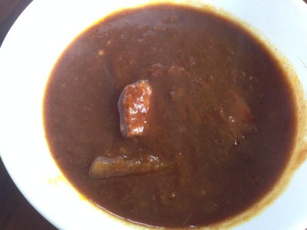 Ibaraki curry 9650