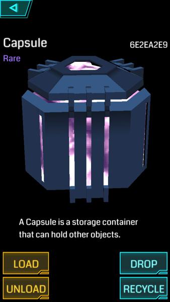 Ingress capsule 1028