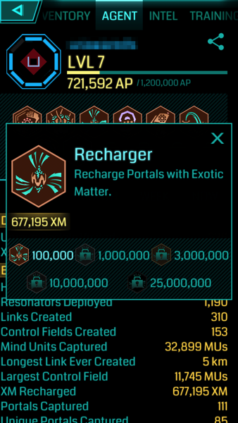 Ingress recharge 1018