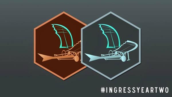 【Ingress】イングレス2周年を記念し記念メダルの配布を実施!11月15日までにレベル3/9になろう!