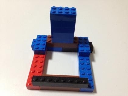 Ipad lego stand 6689