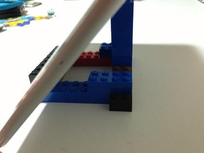 Ipad lego stand 6691