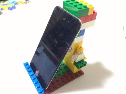 Ipad lego stand 6692