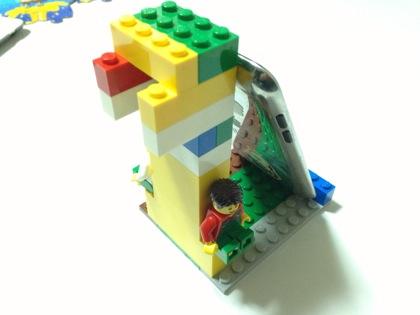 Ipad lego stand 6693