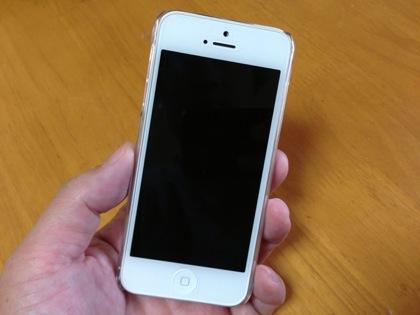 【iPhone 5】暗号化したバックアップから復元したら「LINE」の移行も問題なし