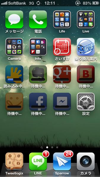 Iphone 5 2541