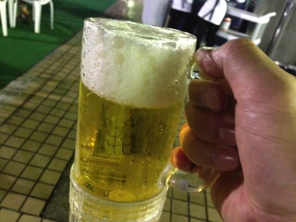 Isetan beer garden 2940