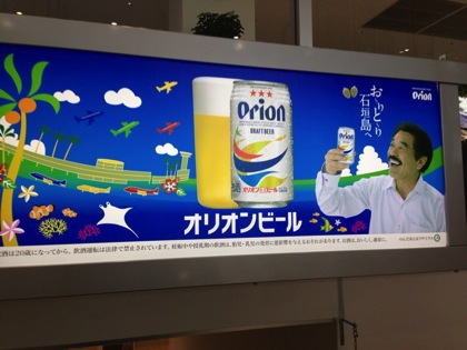 Ishigaki airport 8077