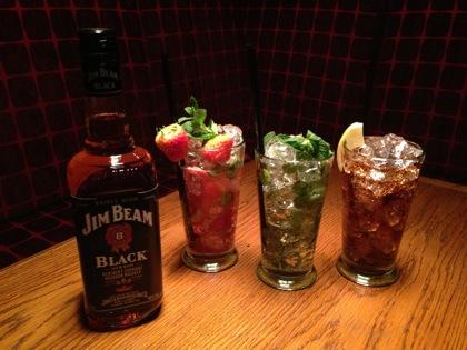 クールバーボン!「JIM BEAM」をミントジュレップで爽やかに飲む!