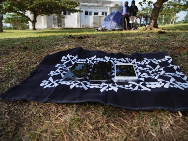 【iPhone 5s】沖縄県の離島・久米島で3キャリアの速度調査を実施!安定感あるのはauという結果に