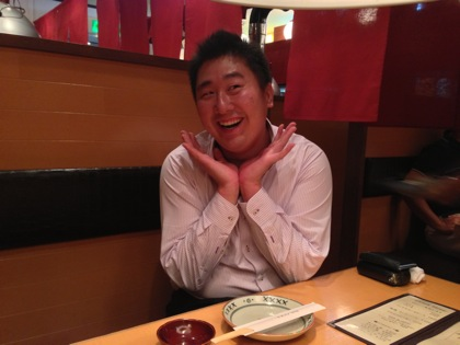 はっしー@イエス!フォーリンデブ★と「焼肉くにもと 新館(浜松町)」でオンザライスしまくってきた!